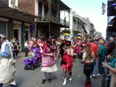 仮装パレード